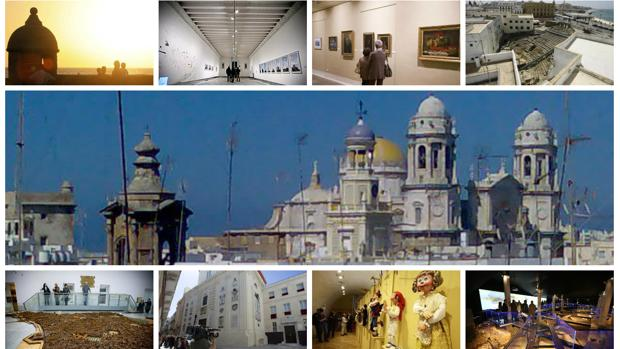 Monumentos más importantes de Cádiz