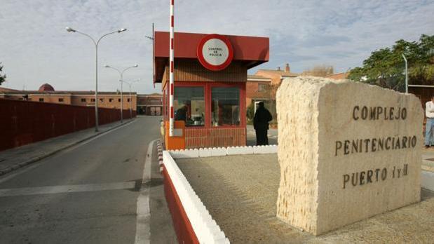 Imagen de archivo del acceso a las prisiones 'Puerto I' y 'Puerto II'