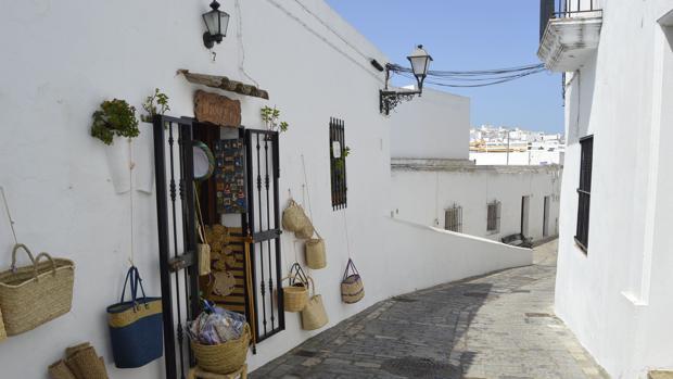 Vejer, uno de los pueblos más bonitos de Cádiz.
