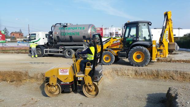 Las obras del nuevo punto limpio ascienden a más de 830.000 euros