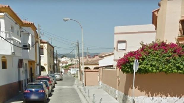 El suceso se ha producido en la calle Cabo de Aguas