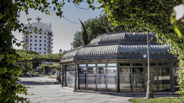 La oficina de turismo de Canalejas.