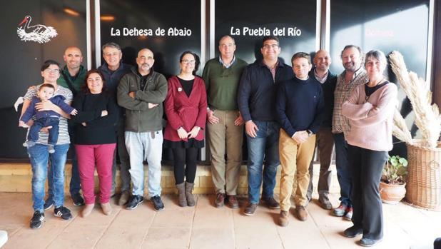La Doñana Birdfair tendrá lugar en abril en La Dehesa de Abajo