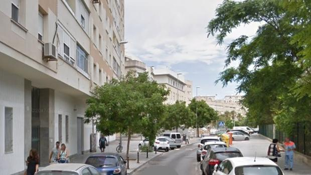 Calle Medina Sidonia de la capital