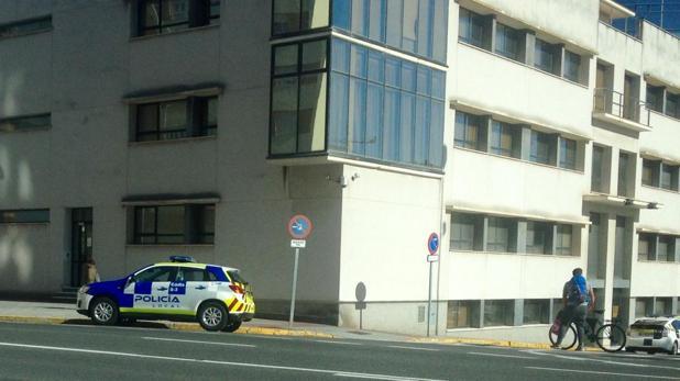 Uno de los vehículos que ha adquirido el Ayuntamiento para la Policía.
