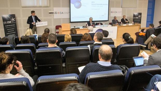V Asamblea General de EuroMarine