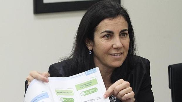 María Jesús Almanzor es consejera delegada de Telefónica España.