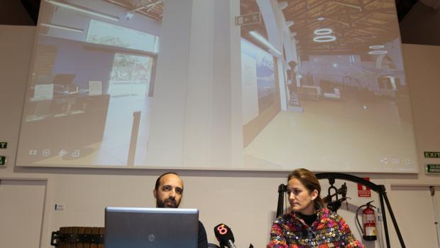 Presentación de la visita virtual