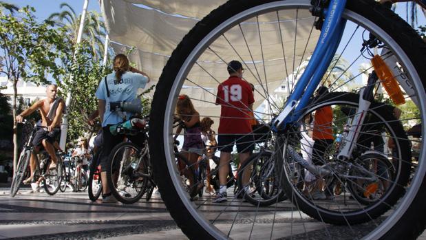 Se repartirán un total de 100 bicicletas.