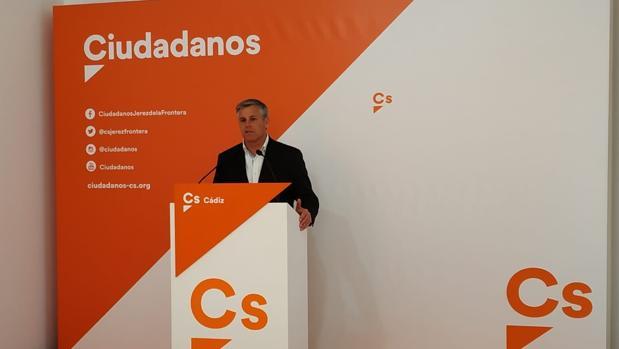 El diputado nacional Javier Cano.