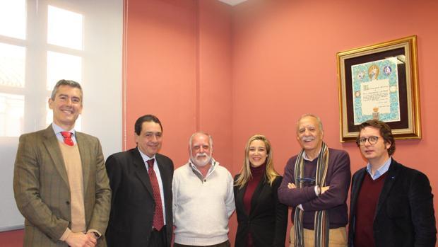 Representantes de la compañía han mantenido un encuentro con la alcaldesa de Alcalá, Ana Isabel Jiménez