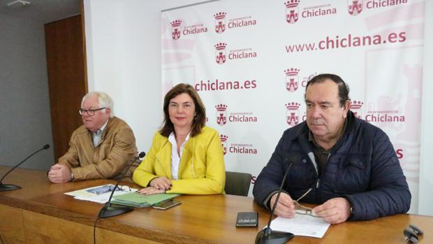 Presentación de los actos de la Batalla de Chiclana.