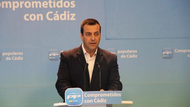Rafael Ruiz Canto presentó su baja del PP el pasado 21 de febrero.