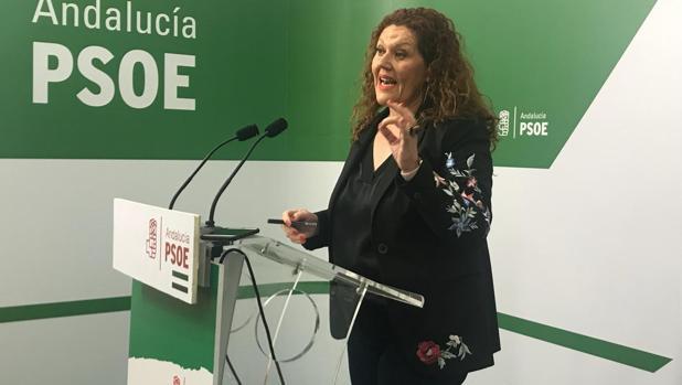 La secretaria de Organización del PSOE de Cádiz, Araceli Maese, ha señalado que los militantes, en la diferentes agrupaciones, «han hablado» con sus votos