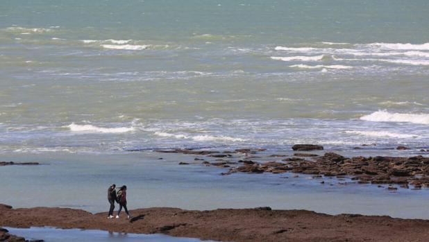 El tiempo en Cádiz, algo más frío, según la AEMET