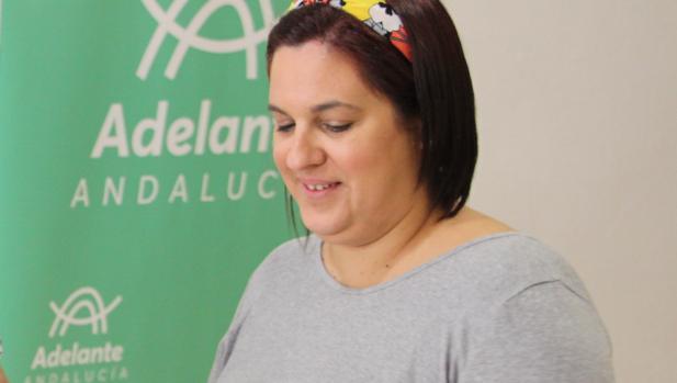 Patricia Gil, madre de Eric