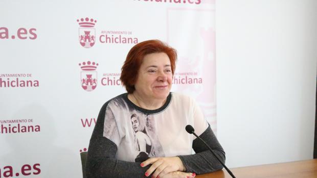 La portavoz del Gobierno, Cándida Verdier.