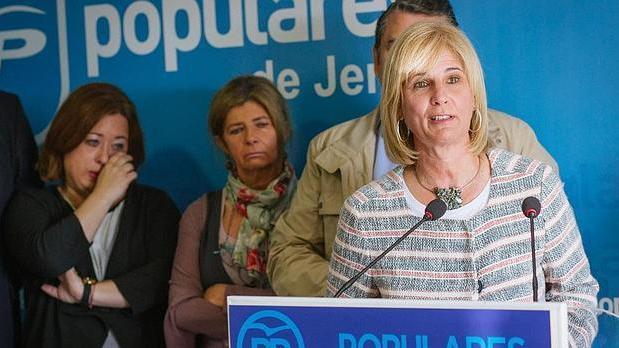 María José García Pelayo es la candidata del PP al Congreso por Cádiz.