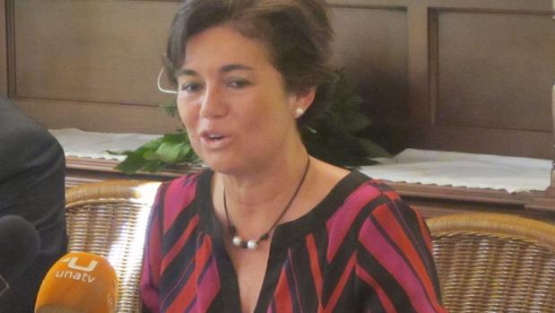 Silvia Gómez es la portavoz de Ciudadanos en El Puerto de Santa María.