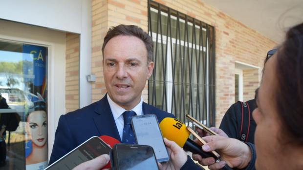 El alcalde de El Puerto, ha asegurado este jueves que no presentará su dimisión.