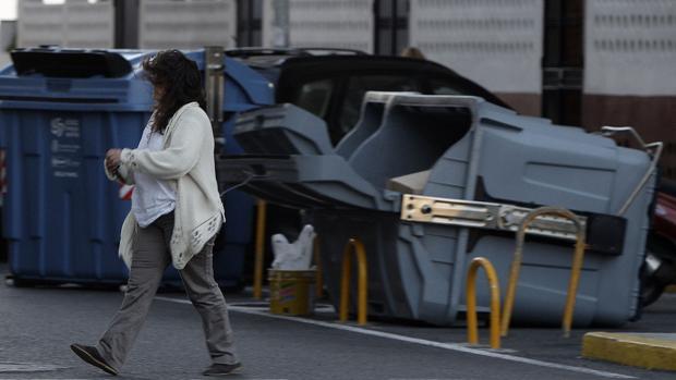 El tiempo en Cádiz: El levante sigue azotando la provincia