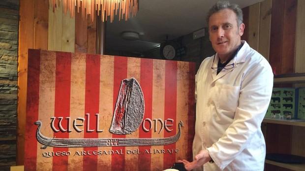 El mejor queso de cabra del I Salón del Queso de Andalucía es espartinero