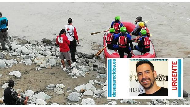 Prosigue la búsqueda de los equipos de rescate en Ecuador para encontrar al gaditano Manuel Tundidor.
