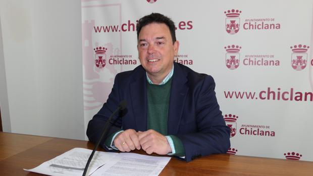 El delegado municipal de Medio Ambiente, Joaquín Guerrero.