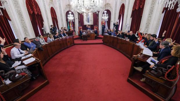 El PSOE ha posibilitado que salieran adelante proyectos pendientes en la ciudad.