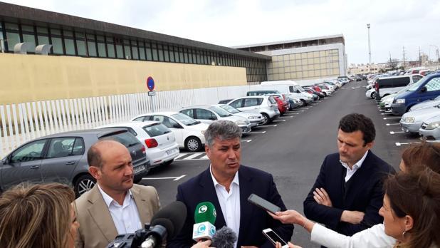 Los populares han confirmado que apuestan por la Comisaría en la avenida de Astilleros.