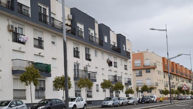 La promoción de viviendas de Cala del Sol.