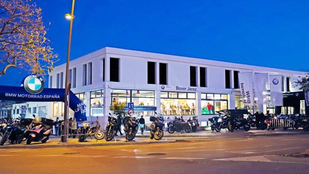 El nuevo espacio Boxer Jerez cuenta con una superficie de 1.200 metros cuadrados.