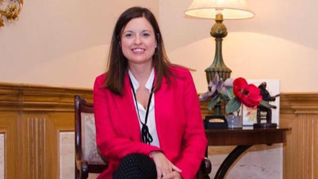 La socialista Patricia Cavada es la actual alcaldesa de San Fernando y espera seguir.