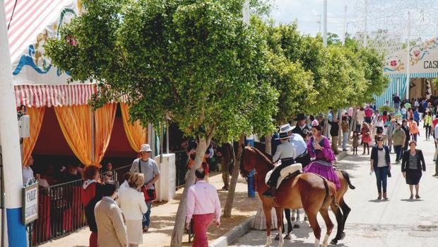 La feria de Osuna lleva celebrandose 216 años ininterrumpidamente