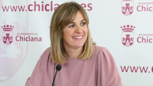 La consejera delegada de Emsisa, Carmen Jiménez.