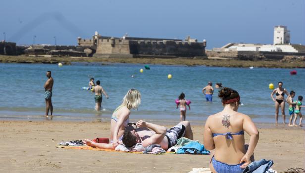 El tiempo en Cádiz: sol y menos viento este domingo