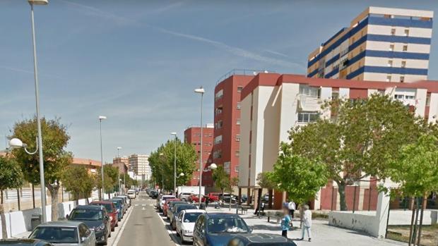 Fueron pillados vendiendo en la calle Barbate, de Cádiz.