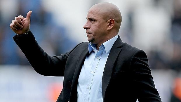 Roberto Carlos, entrenador del Delhi Dynamos indio