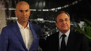 «Recurriremos hasta el final, sancionarnos por un hijo de Zidane no tiene sentido»