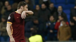 El flechazo entre Ramos y Totti