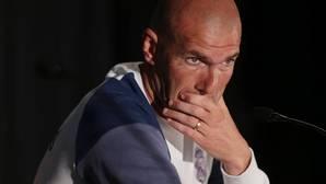 Zidane: «Empezamos hace 10 días y es normal»
