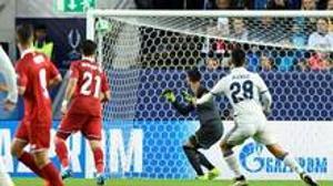 Tremendo golazo de Asensio para el 1-0 del Madrid