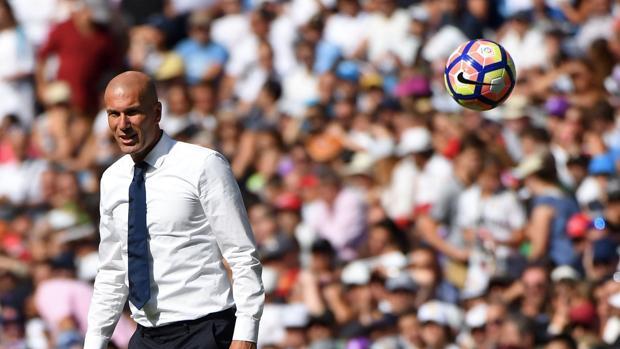 Zidane: «Luka no necesita que le digan cosas»