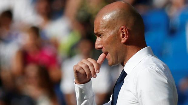 Zidane: el récord de Guardiola como incentivo
