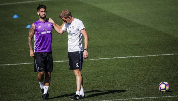 Real Madrid-Sporting de Portugal:  Asensio e Isco, fuera de la convocatoria
