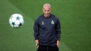 Zidane: «El jugador 24 tiene los mismos derechos que el uno»