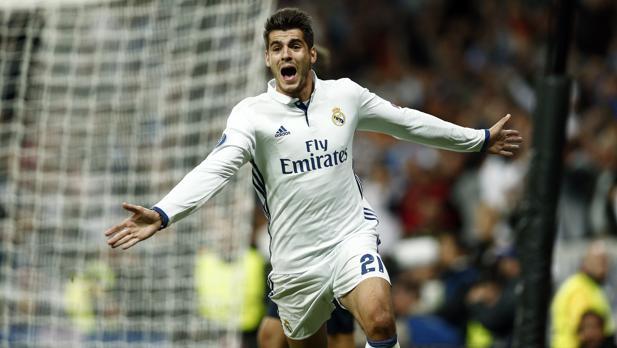 Morata se reivindica: «Para esto he regresado»