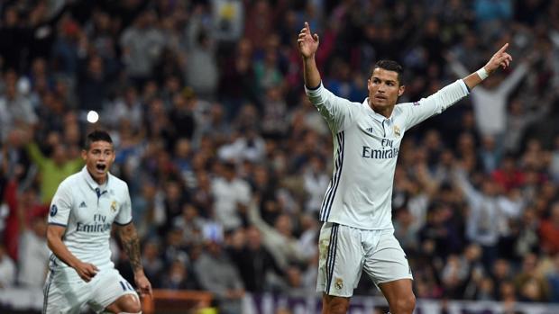 Así fueron los últimos goles de falta de Ronaldo