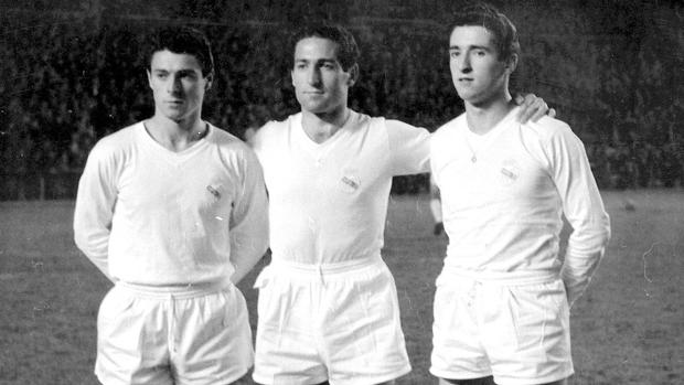 Julio, Francisco y Antonio Gento
