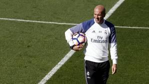 Zidane: «Parece que tengo algo contra James... y no es así»